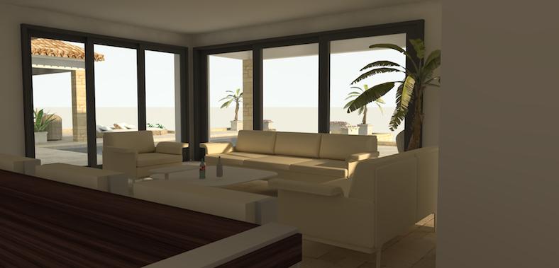 3D Model 3d (interieur)